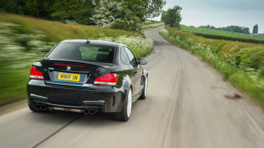 MMR BMW 1M Coupe - rear