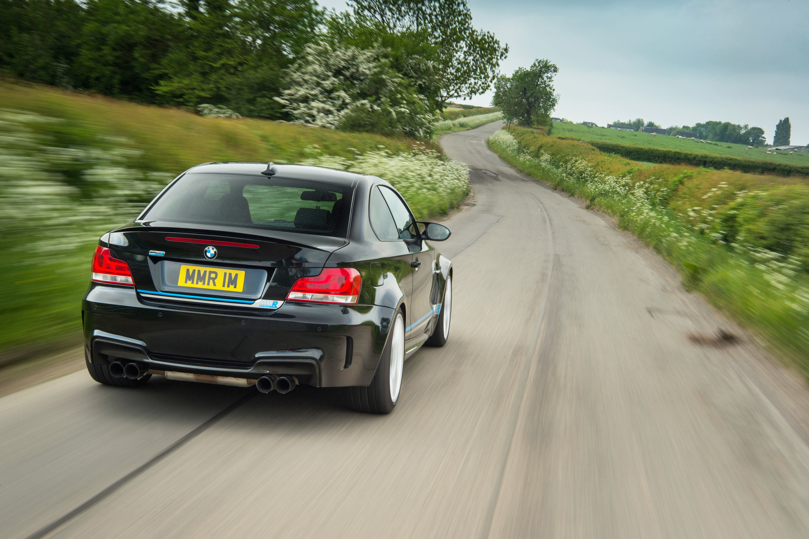 MMR BMW 1M review – 426bhp from tuned 1M coupe | Evo