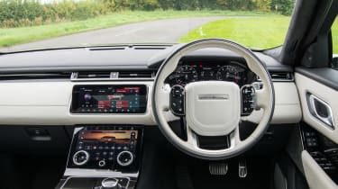 Range Rover Velar P380 First Edition - interior