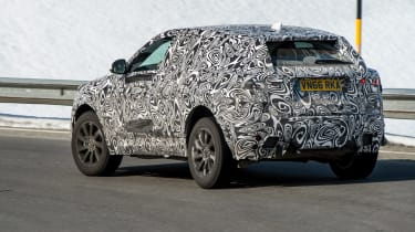 Jag E-Pace spy in france 4
