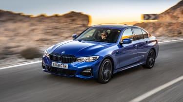 BMW 320d M Sport 2019 front