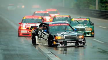 Mercedes-Benz 190 Cossie - racing