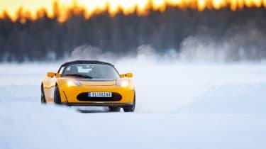 Tesla on Ice