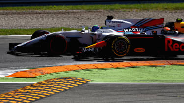 Formula One Round 13 - Williams