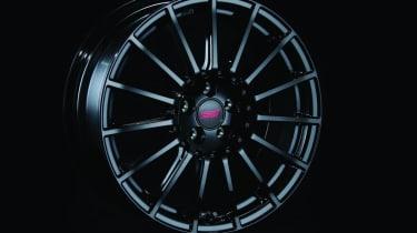 Subaru BRZ Premium Sport Edition black STI alloy wheel