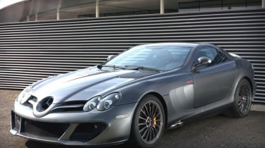 Mercedes SLR McLaren Edition