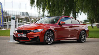 Goodwood track day - M4