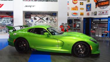 Stryker Green Viper