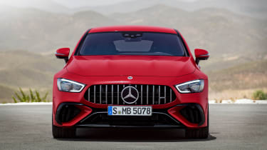 Mercedes-AMG GT63 S E Performance – nose