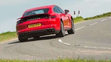 Porsche Panamera Turbo – rear
