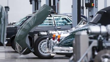 Jaguar Land Rover Classic Works - MK2