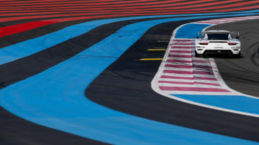 Porsche 911 RSR - etst