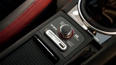 Subaru WRX Final Edition – differential controller
