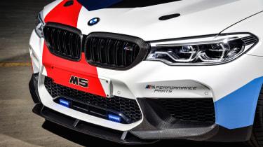 BMW M5 M Performance parts - front bumper