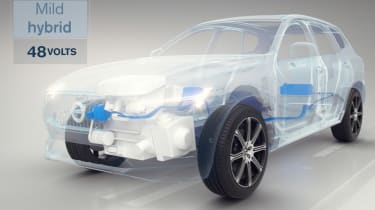 Volvo EV announcement - 48V