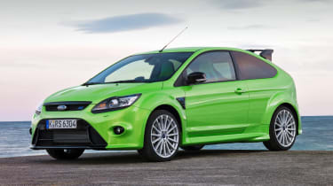 Ford Focus RS Mk2 – front quarter