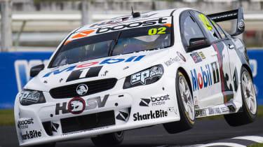 Auckland V8 Supercars - HRT
