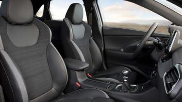 Hyundai i30 Fastback N-Line - seats