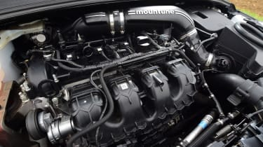 Ford Focus RS Mountune M400 - Engine