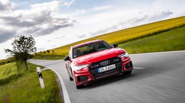Audi S6 TDI - fronr