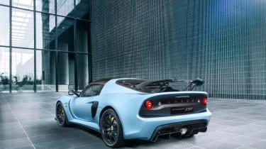 Lotus Exige 410 Sport – rear quarter