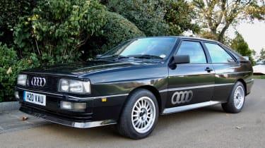 1991 Audi ur-Quattro