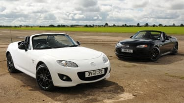 BBR Super 180 and Stage Two Mazda MX-5 review