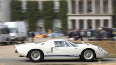 Goodwood Festival of Speed 2013 Ford GT40