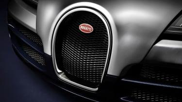Bugatti Veyron Legend grille