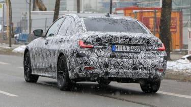 G20 BMW 3-series spy -