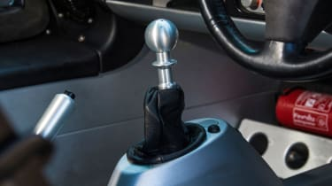 Lotus Exige S (S2) - gear stick