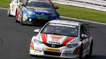 British Touring Car Championship Round 4: Oulton Park