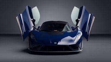Hennessey Venom F5 front doors up