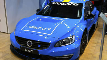 Volvo S60 Polestar race car