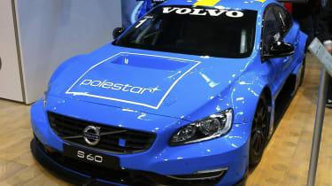 Volvo S60 Polestar race car