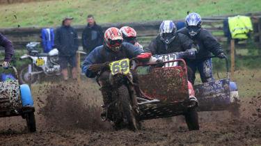 2012 Cholmondeley Pageant of Power dirt bikes
