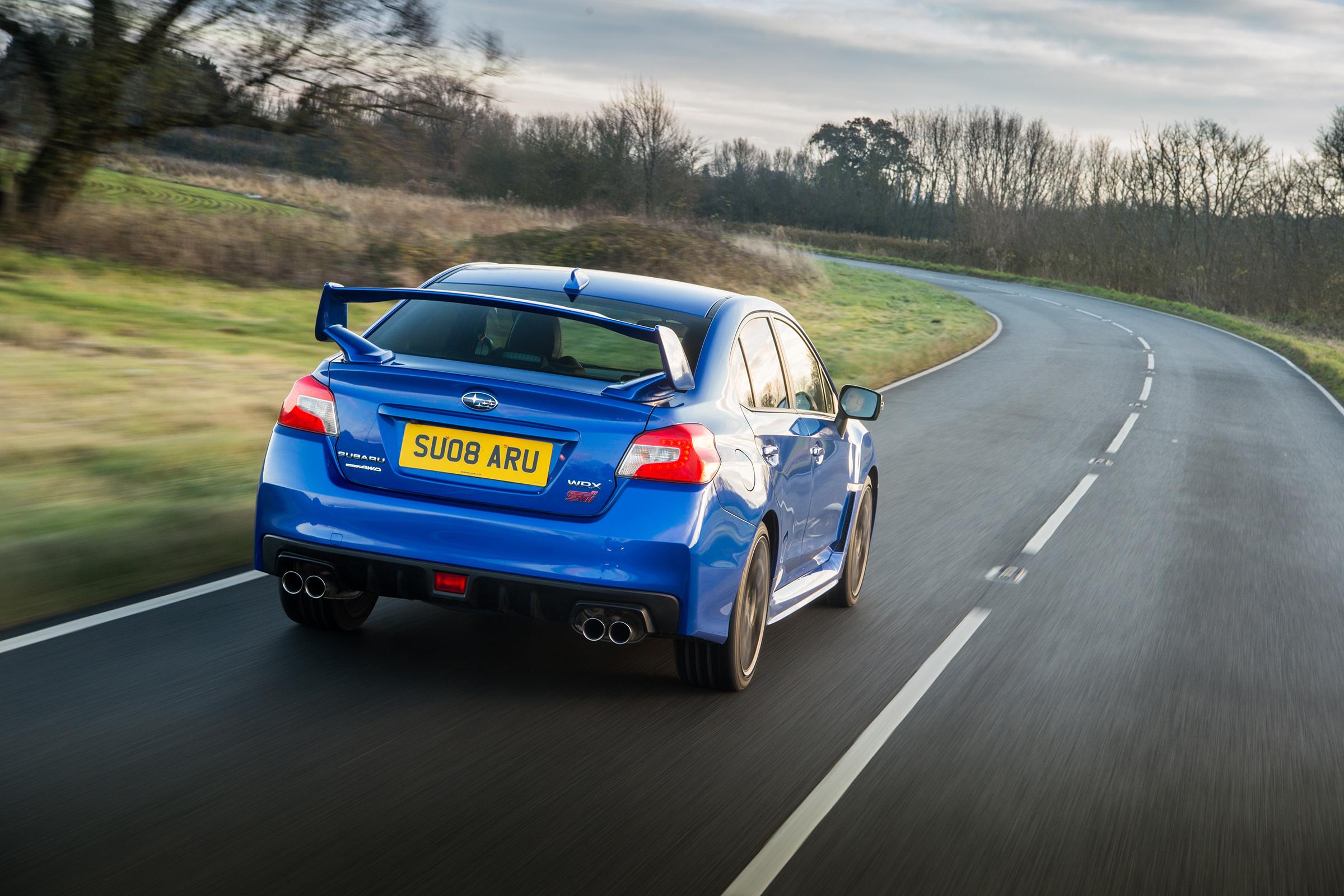 Subaru WRX STI Final Edition review – end of an era for a
