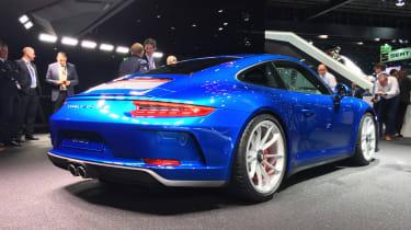 Porsche 911 GT3 Touring rear