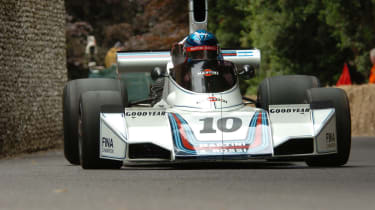 Martini racers to be featured at Goodwood