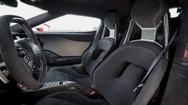 Ford GT Carbon Edition - seats