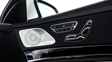 Mercedes-Benz S-class – door card