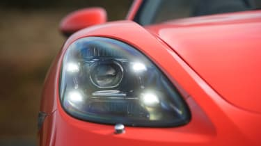 Porsche 718 Boxster S - LED headlight