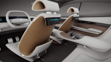 Hyundai Le Fil Rouge concept seats