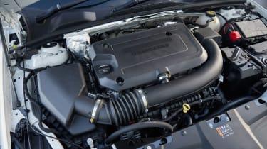 Vauxhall Insignia GSi – engine