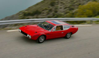Lamborghini Espada road trip video Route Napoleon