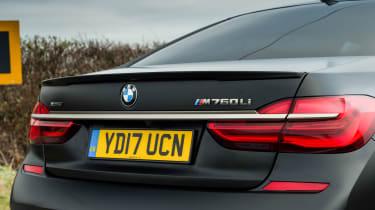 BMW M760Li xDrive - Badge