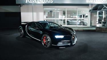Bugatti Chiron - Cal Wootton