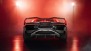 Lamborghini SC18 Alston - tail