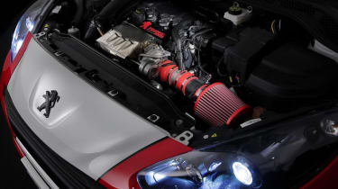 300 hp from a 1.6-litre engine is impressive