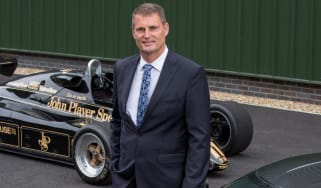 Phil Popham Lotus CEO